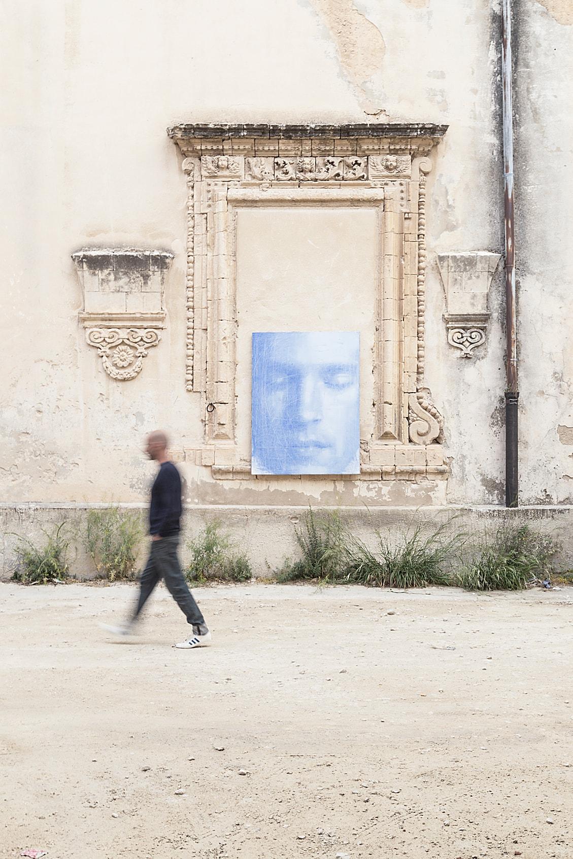 Sergio Fiorentino Ritratto d'artista